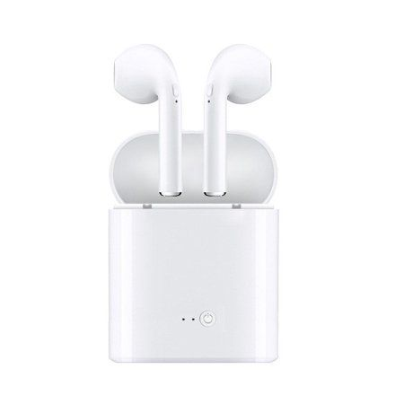 Bluetooth Headphones Wireless Earbuds Stereo Earphone Cordless Sport Headsets For Iphone 8 8 Plus X 7 7 Plus Wireless Earbuds Earbuds Wireless Headphones