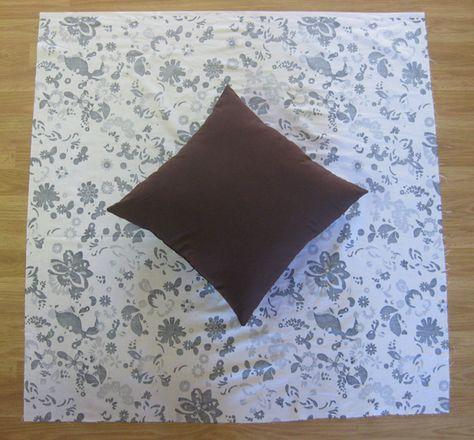 Diy No Sew Throw Pillows Throw Pillows Sewing Pillows Diy