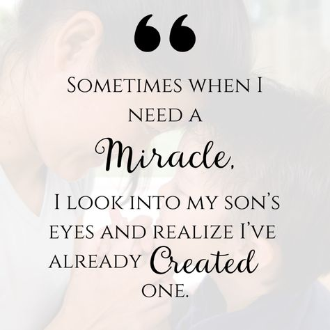 50 Inspiring Mother and Son Quotes - Just Simply Mom