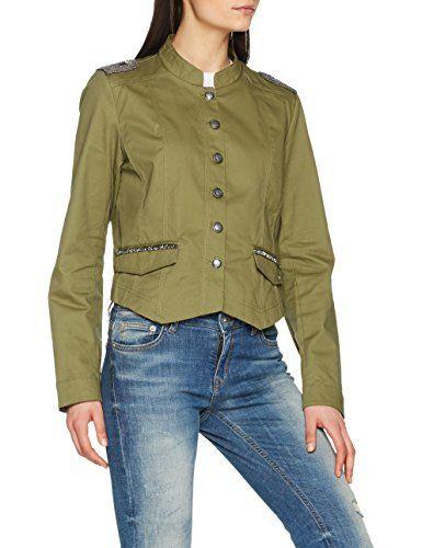 ragwear olive Jacke ragwear olive Jacke karo c3ARj4q5L