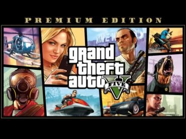 Gta V Grand Theft Auto Game Gta V Epic Games