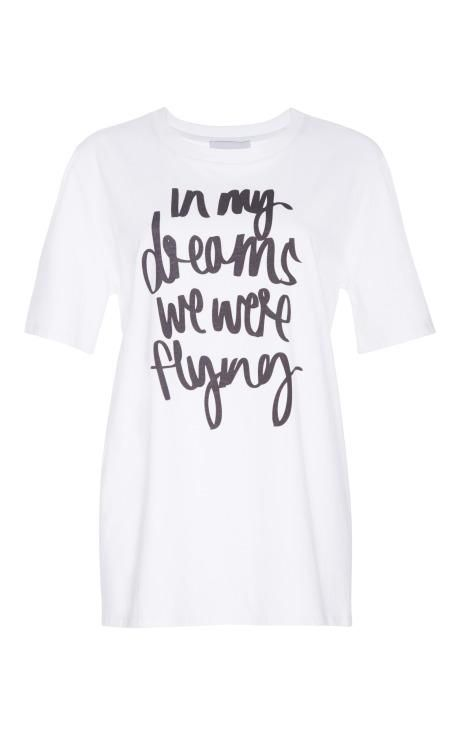 In My Dreams Tee by Alice McCall for Preorder on Moda Operandi