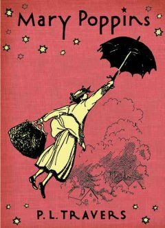 An extraordinary English nanny blows in on the East Wind with her parrot-headed umbrella and magic carpetbag and introduces her charges, Jane and Michael, to some delightful people and experiences.