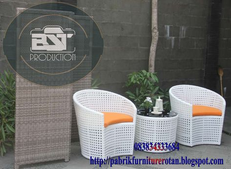 gambar kursi teras minimalis dari besi