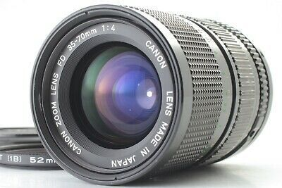 As Is Canon New Fd 35 70 Mm F 4 0 Nfd Zoom Lens From Japan Zoom Lens Nfd Lens