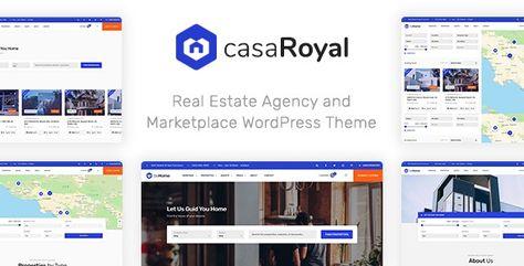 casaRoyal — Real Estate WordPress Theme | Stylelib