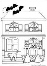 Giochi Di Halloween Da Colorare.Disegni Di Halloween Da Colorare Disegni Di Halloween Pagine Da Colorare Libri Da Colorare
