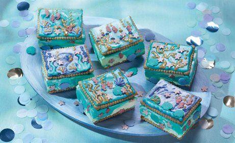 Das Dr Oetker Dekorier Set Meerjungfrau 6 Verschiedene Dekore Verwandeln Jeden Kuchen Und Jedes Geback In Eine Oetker Meerjungfrauen Geburtstag Meerjungfrau