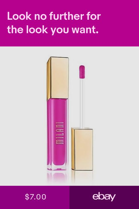 Milani Lipstick Health & Beauty #ebay