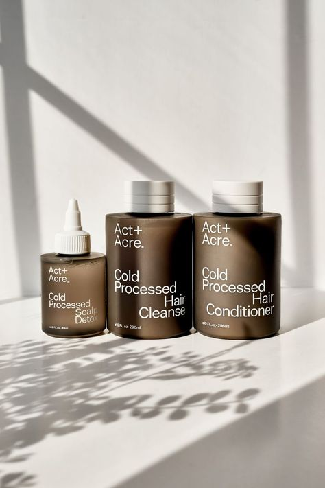 Act + Acre Product Photography
