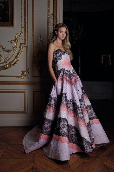 Alexis Mabille | Haute Couture - Autumn 2019 | Look 4