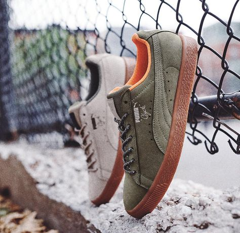puma clyde winter