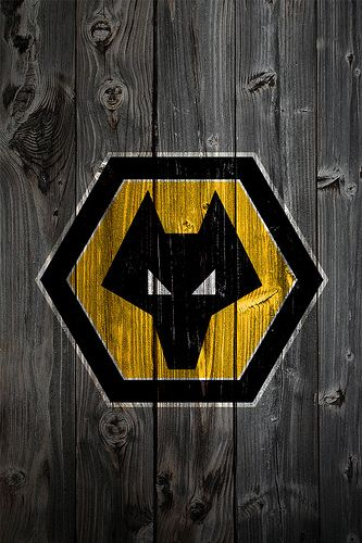 Wolverhampton Wanderers Wood iPhone 4 Background - a photo on