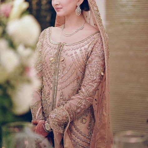 Pink bridals on our timeline - the prettiest Pakistani bridals of the season?