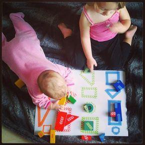 Montessori Con Bebes Parte 2 6 12 Meses Tigriteando Actividades Montessori Montessori Bebé Montessori