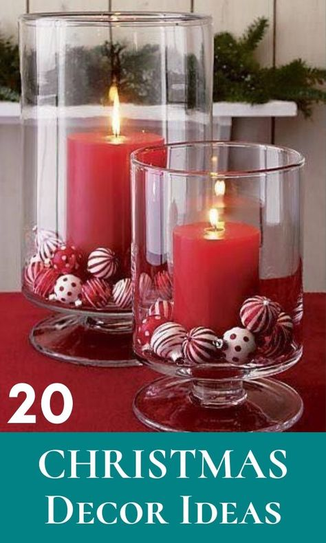 Transform your house into a Xmas wonderland with these 20 beautiful indoor and outdoor Christmas decorations ideas. #Christmas #christmasDecorationIdeas #holidays #festival #Xmas | Dear Home Maker