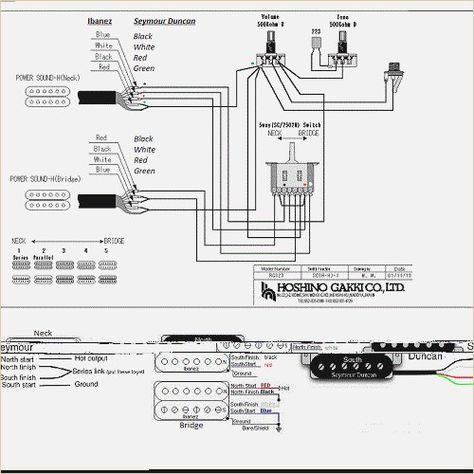 Seymour Duncan 5 Wire In Ibanez Rg320 Ultimate Guitar