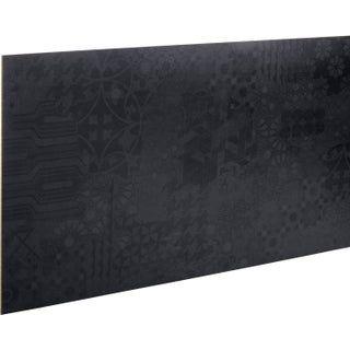 Credence Stratifie Geom Noir Blanc H 64 Cm X Ep 9 Mm X L 300 Cm Avec Images Credence Stratifie Credence Stratifie