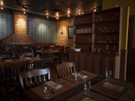 Modern Restaurant Wedding in Brooklyn Perfect place, Brooklyn - new blueprint brooklyn menu