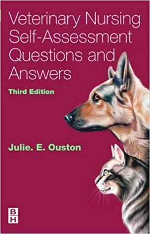 Veterinary Nursing Self Assessment 3e Amazon Co Uk Julie Elizabeth Ouston Ma Vet Mb Mrcvs Pgce 9780750687812 Books Self Assessment Assessment Veterinary