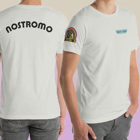 BUCO Nero T-shirt Sci Fi Spazio Ragazzi Ragazze Film Retrò Bambini T-shirt kids