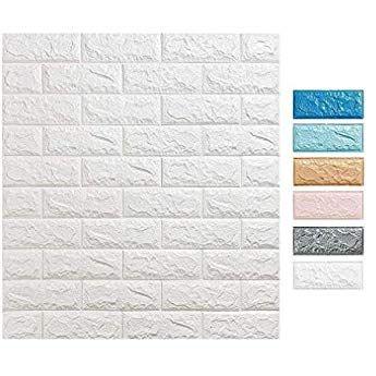 3d Tapete Wandpaneele Selbstklebend Moderne Wandverkleidung In Steinoptik In 6 Verschiedenen Farben Schne Wandpaneele Ziegel Tapete Moderne Wandverkleidung