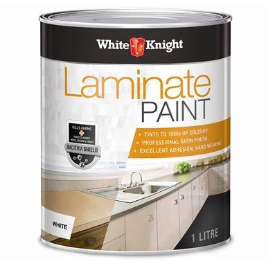 White Knight 1l Laminate Paint
