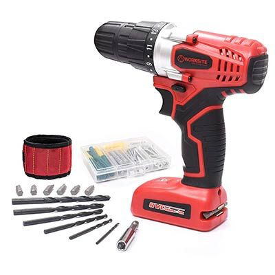Top 10 Best Cordless Drills In 2020 Reviews Cordless Drill Cordless Power Drill Drill