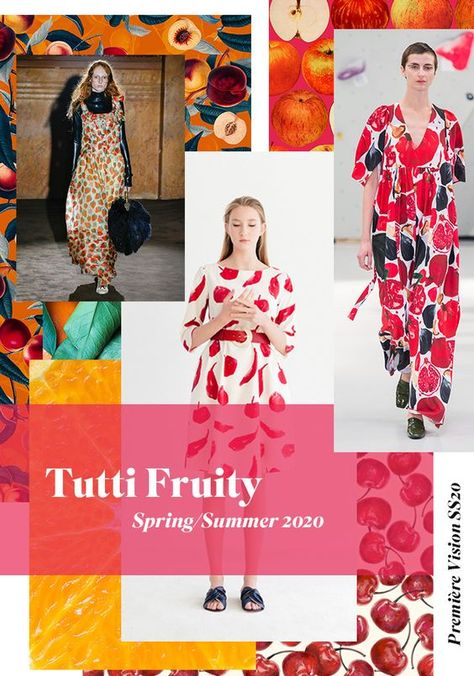 Première Vision Spring/Summer 2020 Print & Pattern Trend Report
