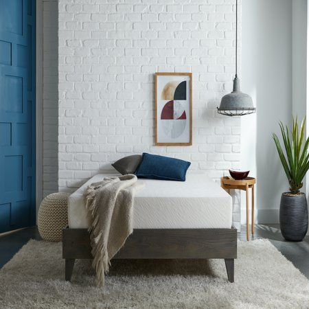 Home In 2020 Gel Memory Foam Foam Mattress