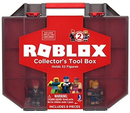 Amazoncom Roblox Gift Card Amazon Com Roblox Collector S Tool Box Toys Games Roblox Tool Box Chore Chart Kids