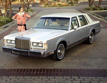 1985 Lincoln Town Car Cartier Designer Series 96 54d Lincoln Town Car Lincoln Cars Car