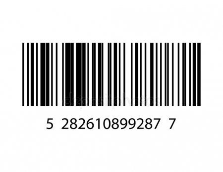 Barcode Stock Vector Affiliate Barcode Stock Vector Ad Free Vector Illustration Vector Free Barcode