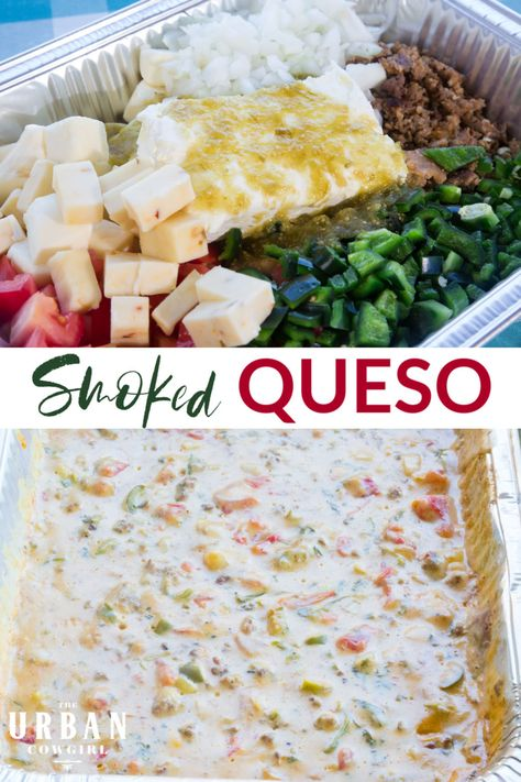 Traeger Recipes, Grilling Recipes, Cleaning Recipes, Queso Recipe, Pellet Grill Recipes, Smoking Recipes, Mexican Food Recipes, Recipes Dinner, Best Appetizer Recipes