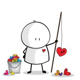Messenger Love, Bigli Migli Sticker #17 ...