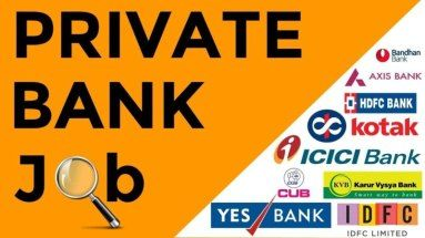Things You Must Know Before Applying For Jobs In Private Banks