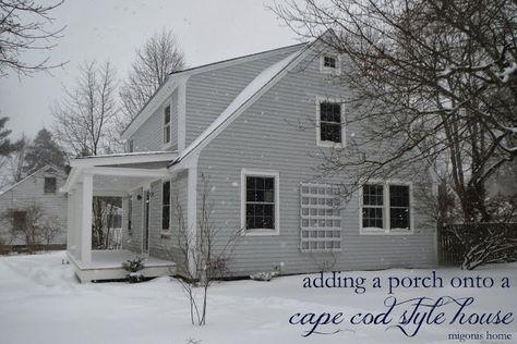 Migonis Home The Cape S Facelift Part 4 Cape Cod Style House