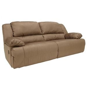 Sofa Tables Nebraska Furniture Mart u Ashley Brown Microfiber Reclining Sofa Couch Pinterest Nebraska furniture mart Brown and Furniture