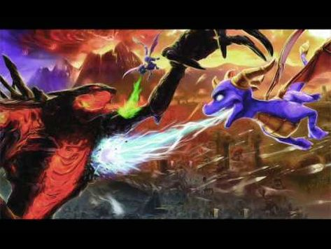 Dotd Spyro Concept Art Part 1 Spyro And Cynder Spyro The Dragon Concept Art