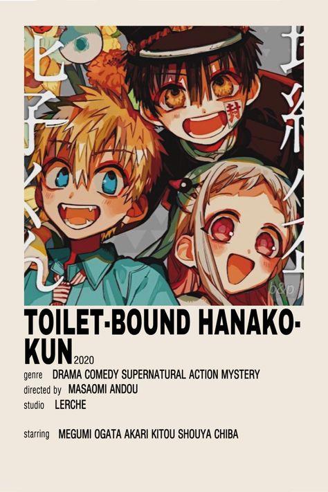 Toilet Bound Hanako Kun