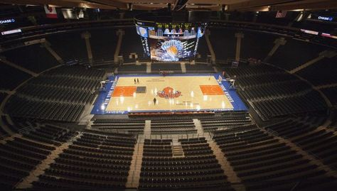 Pictures Of The New Madison Square Garden | Madison Square Garden Seating  Chart   Section 420 View   Mapaplan.com | Places To Visit | Pinterest |  Madison ...