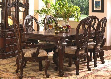 Nottingham Leg Dining Room Furniture Set By Coaster Company