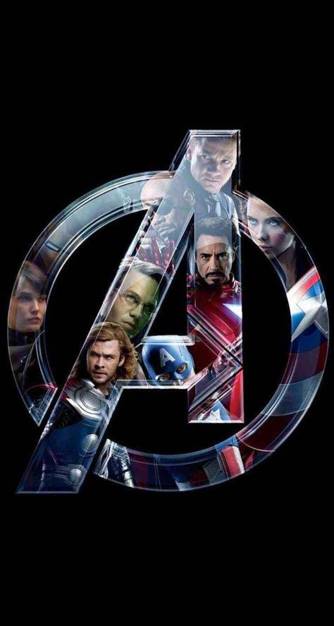 New Avengers HD Logo
