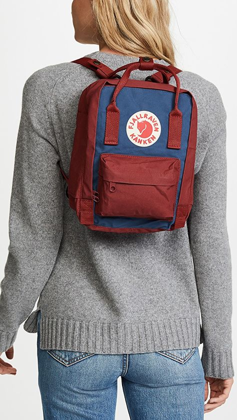 Fjallraven Kanken Mini Backpack | SHOPBOP