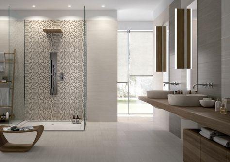 Carrelage Salle De Bains 34 Idees Avec La Belle Mosaique Salle