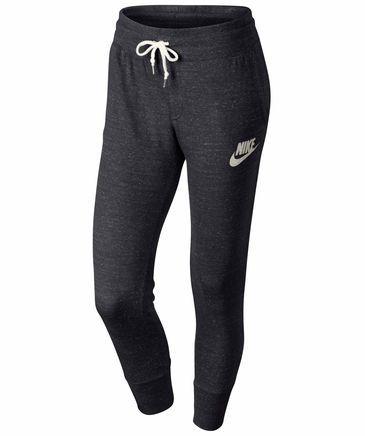 Nike Damen Jogginghose Gym Vintage schwarz | Training