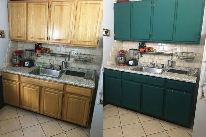 Renter S Cabinet Cover Up Kitchen Kitchen Cabinets Cover