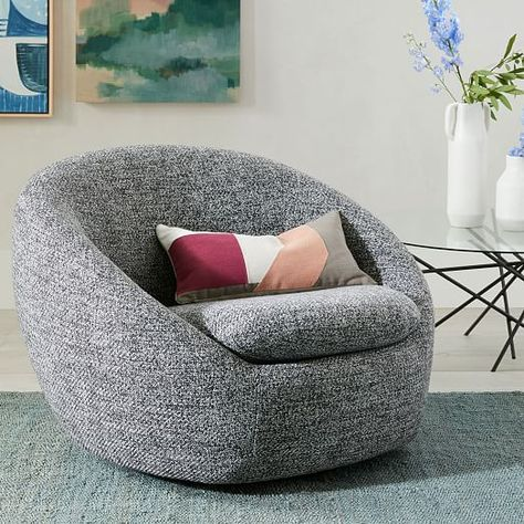 Pleasing Sherpa Swivel Tulip Chair White Room Essentials Onthecornerstone Fun Painted Chair Ideas Images Onthecornerstoneorg