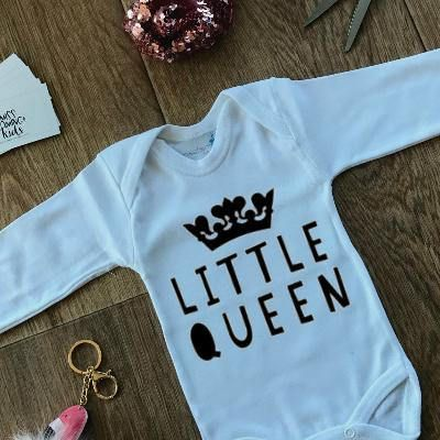 Baby Girl Bodysuit Organic Cotton Onesie Hug Me And Tell Me I/'m Pretty Organic Baby Clothes Eco Friendly Elephant Romper Gift for Baby Girls