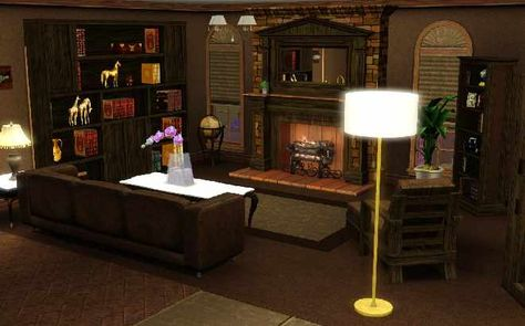 The Sims 3 Home Building And Design With Images Chair Design